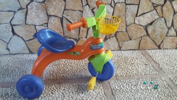 Triciclo per bambini a soli €. 15
