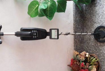 Metal detector con display per i vari metalli €. 100