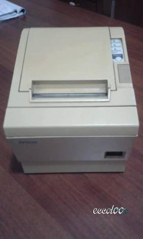 Stampante a caldo Epson TM T88 con interfaccia. €.80