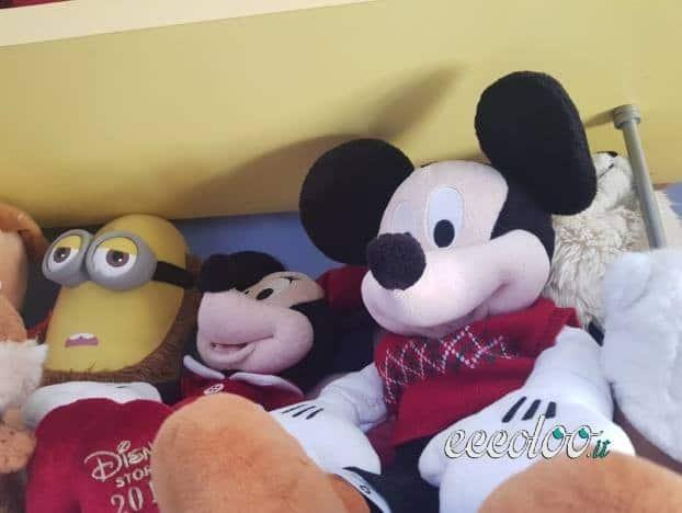 Peluche originali Disney e non solo €.15