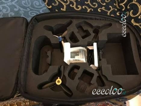 Drone Parrot Bebop 2 con circa 15 ore di volo. €.400