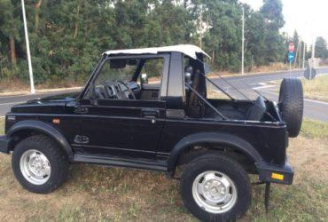 Suzuki Samurai sj413 anno 89. €. 5800