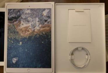 """iPad Pro 10.5"""" 256GB Wi-Fi 4G pari al nuovo €.730"""