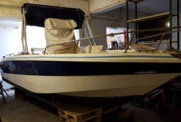 Barca Open Fisherman con Mercury 40/60 Pro €.9500