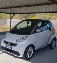 Smart fortwo 1.0 micro hybrid drive passion. €.6500
