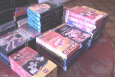 Videocassette VHS Walt Disney ed altri cartoni animati. €.1