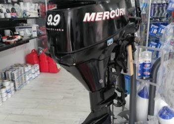 Fuoribordo Mercury 9.9 del 2009 spedizione inclusa. €.1100