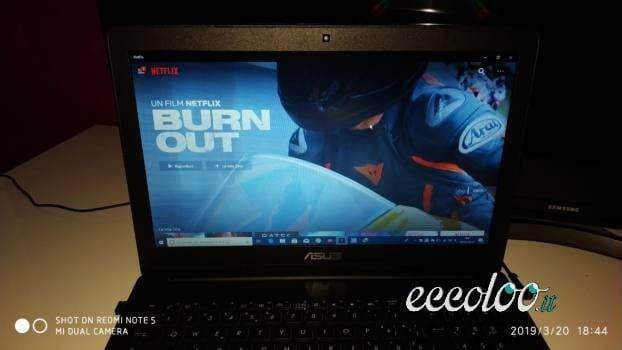 Computer Asus 16 gb ram 500 GB. €.250