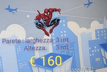 Murales – decorazioni – Tinteggiatura, da €. 70