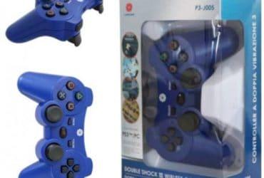 Limone – joystick per PS3 doppia vibrazione bluetooth €. 22,90