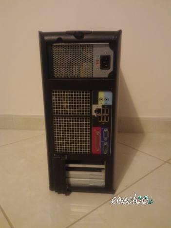 PC Fisso Dell Optiplex 740 appena formattato. €. 80