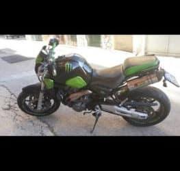 Yamaha mt 03 guidabile anche a 18 anni €.2500