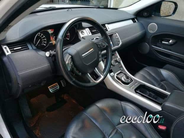 Musata completa Land Rover Evoque €.3250