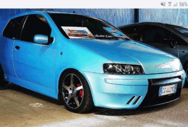 Fiat Punto 2 serie 1.2 16v benzina 6 marce. €.4500