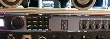 Dbx DriveRack 260 causa inutilizzo. 550