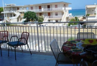 Balcone sul mare ad Alcamo marina, mensile o stagionale