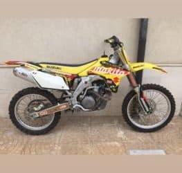 Suzuki rm 450z 4t 4 marce (2006). €. 1700