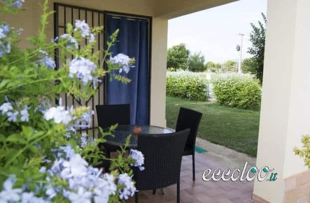 Monolocali e bilocali con piscina a Eraclea Minoa. €. 100