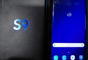 Samsung s9 completo di tutto. €. 350 non trattabile