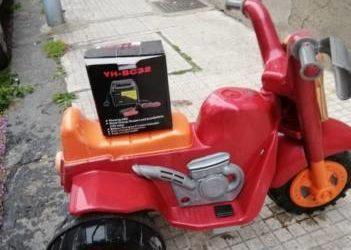 Quad elettrico per bimbi con caricabatteria. €.50