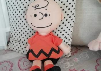 Peluche vintage Speedy Gonzales, Tom & Jerry, Charlie Brown. €.70