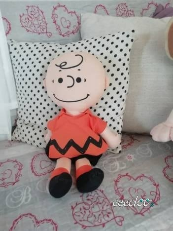 Peluche vintage Speedy Gonzales, Tom & Jerry, Charlie Brown. €.70