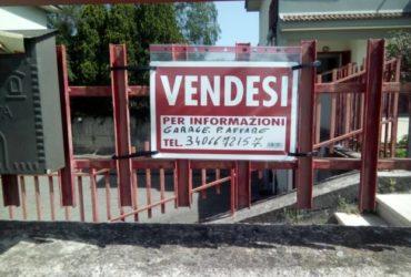 Garage con 2 posti auto a Fondachello mare. €.10000