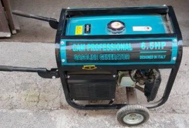 Generatore honda 6.5 hp nuovo 220v 380v. €. 450