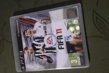 Gioco PS3 Fifa 11. €. 10