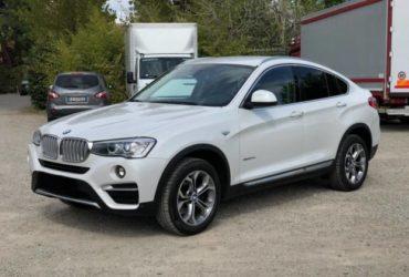 BMW X4 XDRIVE 2.0 190 Cv 2016 80000 km. €. 26900