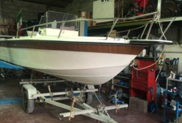 Cigala Bertinetti modello breeze Open 6 m . €. 4500