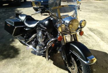 Harley Davidson Road king 1340. €. 10000