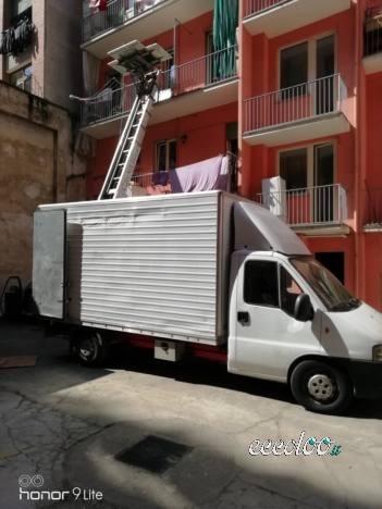 Traslochi trasporti sgomberi contattare per preventivo