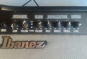 Cassa attiva amplificatore chitarra Ibanez. €.100