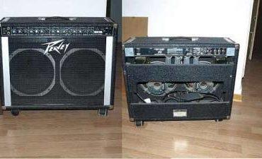 Amplificatore Peavey Heritage VTX. €. 359