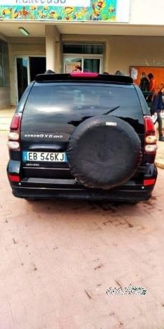 Fuoristrada Gonow 4×4 impianto a gas. €. 5800