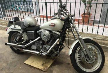 Harley Davidson dyna super glide del 1992. €. 8900