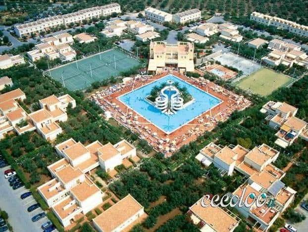 Appartamento villaggio Torre Macauda