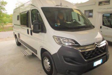 Camper furgonato Possl 2win r 2.2hdi 130 cv. €.36000