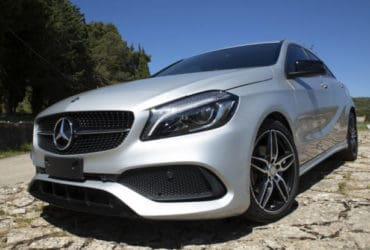 Mercedes classe A 180 AMG full optional