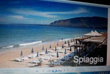 Appartamento in villa a 400 m dalla spiaggia di Ciammarita -Trappeto (PA). €. 400
