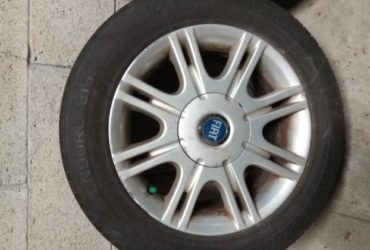 Cerchi in lega 15″ Fiat Multipla bravo idea stilo. €.150