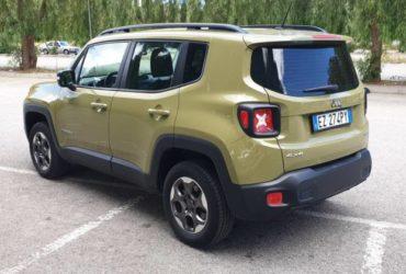JEPP RENEGADE CV 140 kW 103 Euro 6. €. 16500