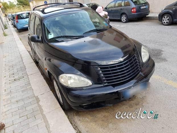 Chrysler Pt Cruiser 2.2 Diesel perfettamente funzionante. €. 1500
