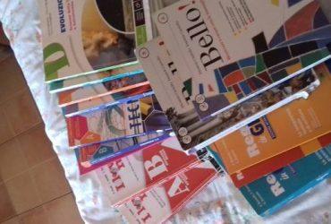 Libri per il triennio Scuola Media Bottiglieri.