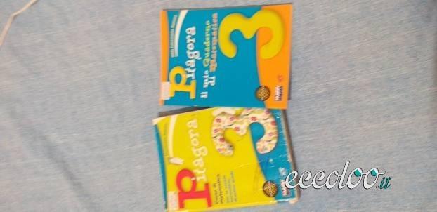 Vendo libri di scuola media a Metà prezzo