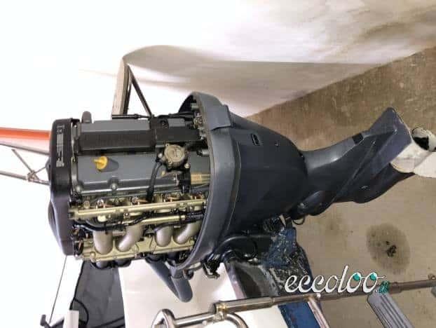 Fuoribordo 115hp 4T del 2003, motore perfetto. €. 4500