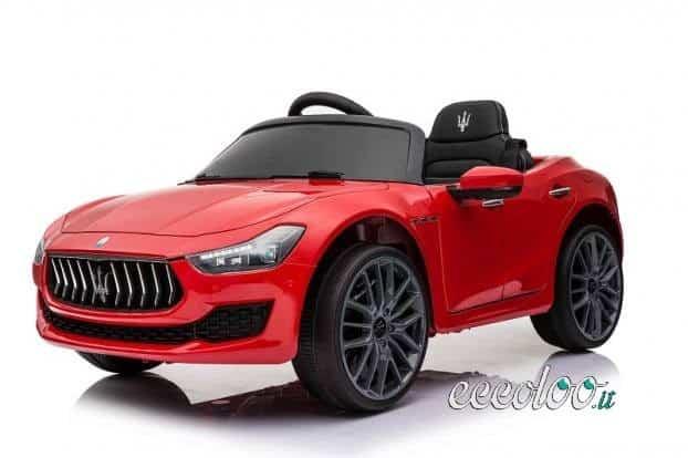 Auto elettrica per bambini Maserati Ghibli €. 154,90