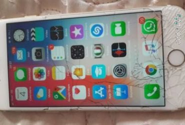 iPhone 6s 64 gb Apple con schermo rotto. €. 165