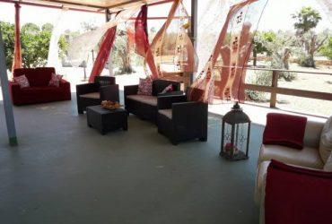 Villetta vacanze in campagna a Gallipoli con 6 posti. €. 450